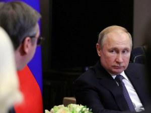 Путин ни заплаши: