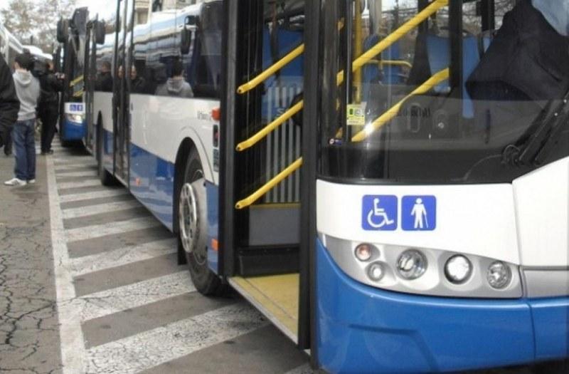 Автобус прегази крака на пенсионерка във Варна