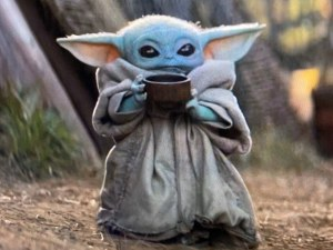 Бебе Йода се превърна в сензация в интернет