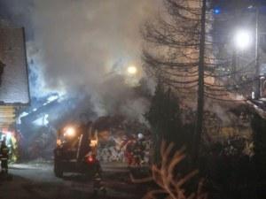 Експлозия в Полша, издирват трима души