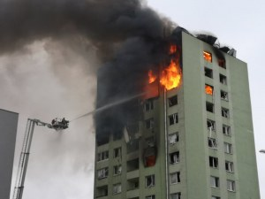 Експлозия избухна в жилищен блок в Словакия! Има загинали