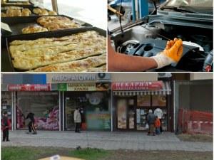 НАП погна бързите закуски в Пловдив, автосервиз също отнесе акт
