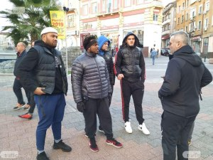 Треньори и легенди се включват в тренировката на Тервел с децата на Пловдив
