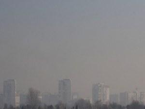 Въздухът в София - пет пъти по-мръсен от нормите,