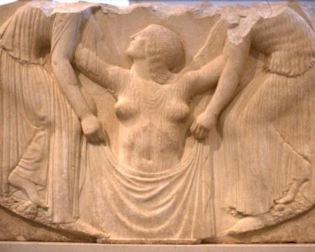 Афродита е тракийско божество - името й го доказва