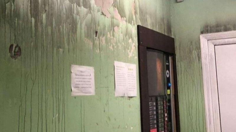 Пожар избухна в общежитие в Студентски град