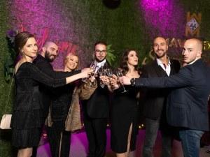 Студенти от Юридически факултет на Пловдивски университет с грандиозно парти за завършването
