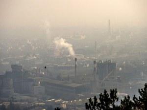 В пъти по-мръсен въздух в София, Пловдив, Ямбол, Враца