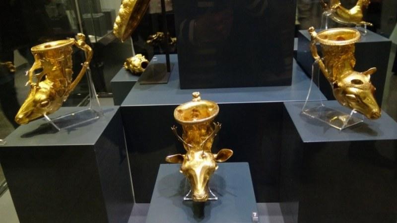 70 години след откриването: Панагюрското съкровище, което позлати музея на Пловдив