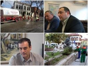 Двама мениджъри оглавяват новото общинско мега предприятие в Пловдив