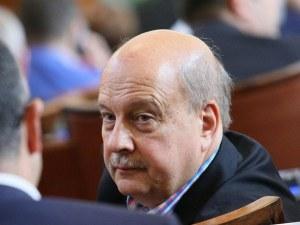 Георги Марков: Съдебната система е в нокаут, създадоха се цели антипрокурорски парти