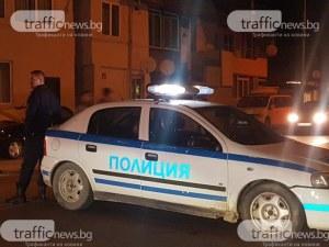 Мъж намушка охранител и случаен минувач в Горна Оряховица