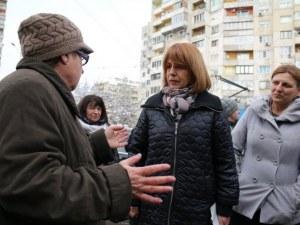 Йорданка Фандъкова към софиянци: Не ползвайте отопление на дърва и въглища