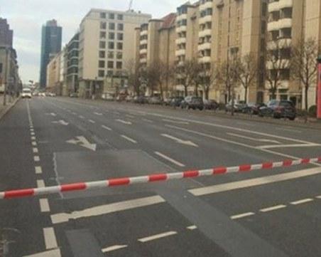 Отцепиха булевард във Варна заради опасен обект