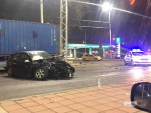Двама младежи са пострадали при катастрофата на Цариградско шосе в Пловдив