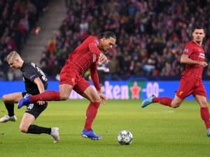 Ливърпул издържа австрийския тест и продължава защитата на трофея