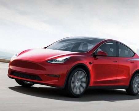 Tesla ще прави електромобили в Германия - цифрите са огромни