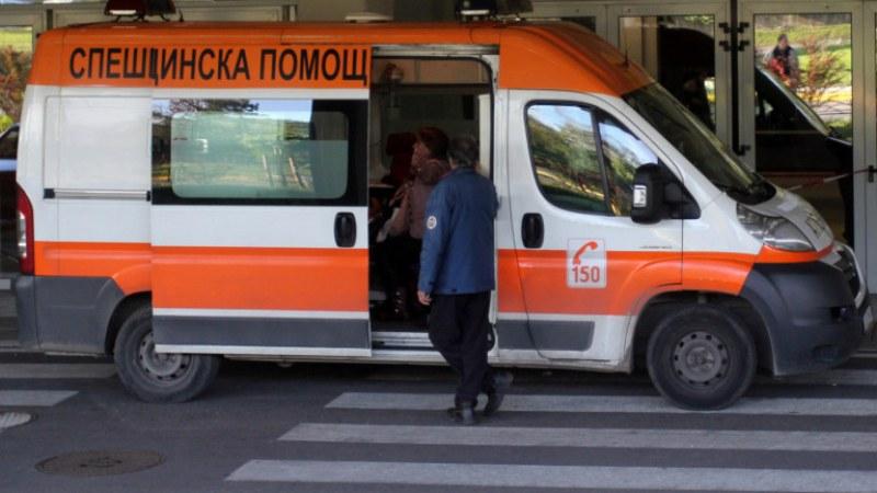 Четирима пострадали при тежка катастрофа с два микробуса на пътя Русе-Бяла