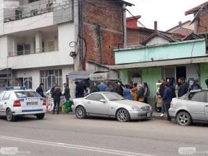 Дилърът Гонго, който блъсна патрулка в Столипиново, хванат с хероин и без книжка