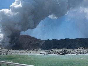 Нова Зеландия поръча кожа от САЩ за пострадалите от вулкана