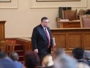 Сотир Цацаров оглави Антикорупционната комисия