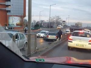 Пазарджиклия предизвика катастрофа, затапи движението в столицата