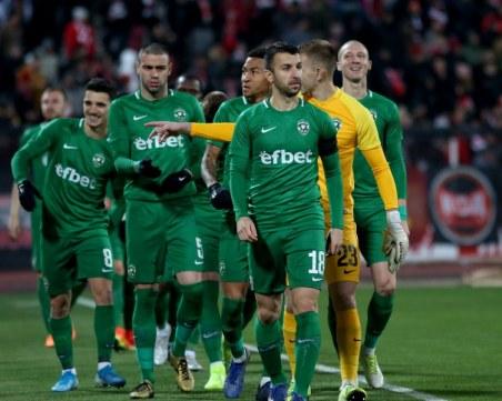 Лудогорец продължава напред в Лига Европа