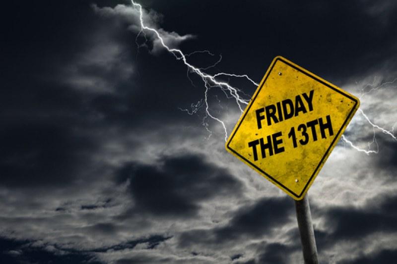 Митове и суеверия за петък, 13-и