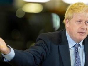 Борис Джонсън води на изборите във Великобритания