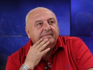 Венци Стефанов се оттегля от БФС, разкри скандал в националния тим