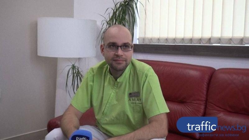 Младите лекари – Д-р Бойко Стефанов: Съвременните дентални импланти предлагат дълготрайни резултати за възстановяване на липсващи зъби