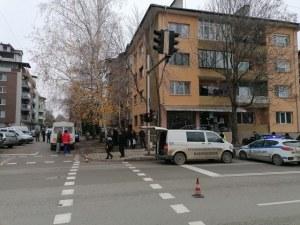 19-годишен блъсна и уби пешеходец на тротоар