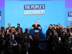 Джонсън категоричен: Напускаме ЕС на 31 януари