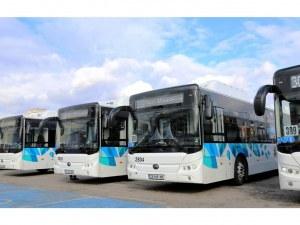 Електрически автобуси вече и в Хасково