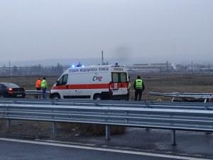 Шофьор загина след удар в тир край Силистра