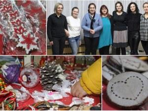 Коледен базар събра средства за нов комплекс в УМБЛ