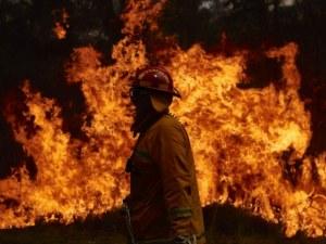 Пожар избухна в петролна рафинерия