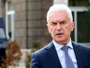 Волен Сидеров поиска закриване на НСО
