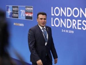 Зоран Заев ще говори с Борисов за македонския език