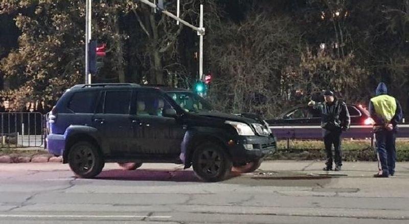 Шофьорът, блъснал две момичета с джипа си, е извършил друго престъпление