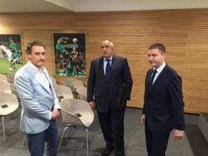 Бойко Борисов: Да сложим ВАР? Защо президентите на клубовете не я платят?