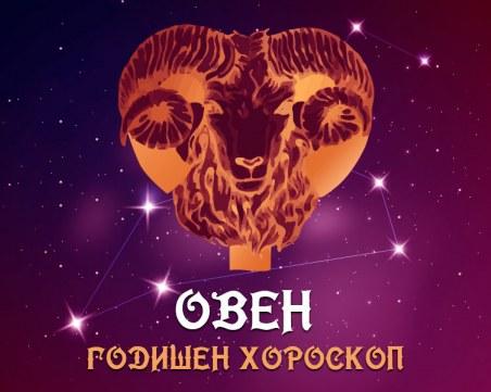 ОВЕН - Годишен Хороскоп 2020