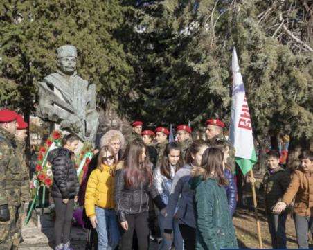 175 години от рождението на Капитан Петко Войвода отбелязаха в Стара Загора
