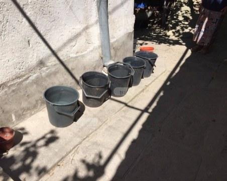 Режимът на водата в Перник става още по-тежък