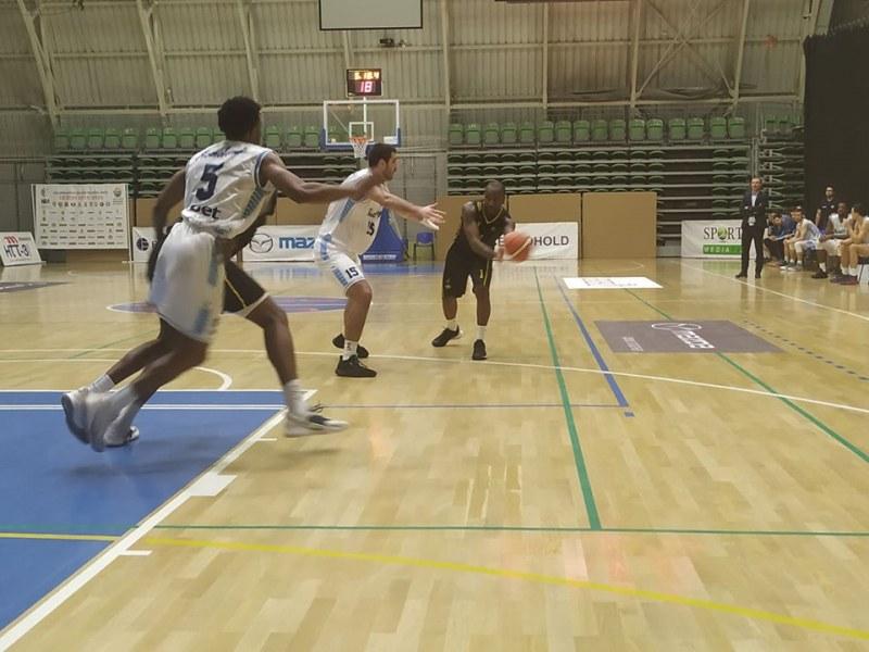 5 от 5 за Академик Бултекс 99 в Балканската лига