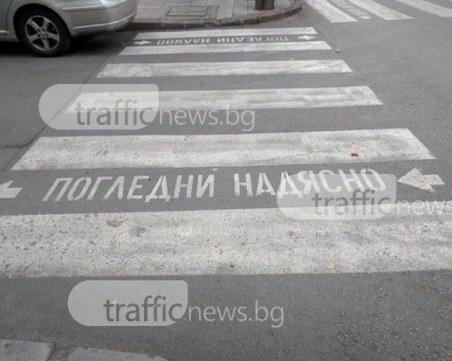 Шофьор блъсна 15-годишна пешеходка в Хасково и избяга