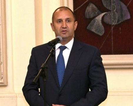 Президентът Радев: Консултациите за Конституцията не са новото предизвикателство на главния прокурор