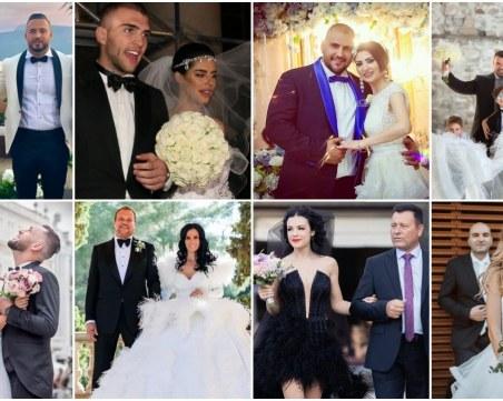 Бляскавите сватби на 2019 година ОБЗОР