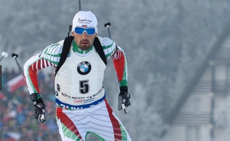 Биатлонист е Спортист номер 1 на България