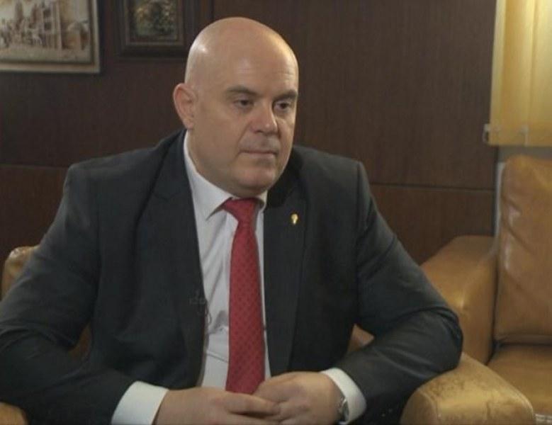 Иван Гешев коментира искането за промени в Конституцията